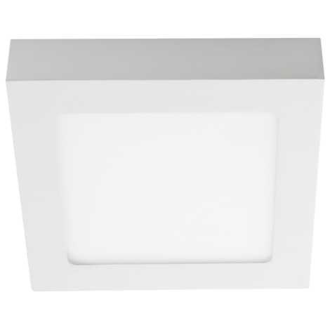 LED svítidlo LED90 FENIX-S silver 18W studená bílá - GXDW039