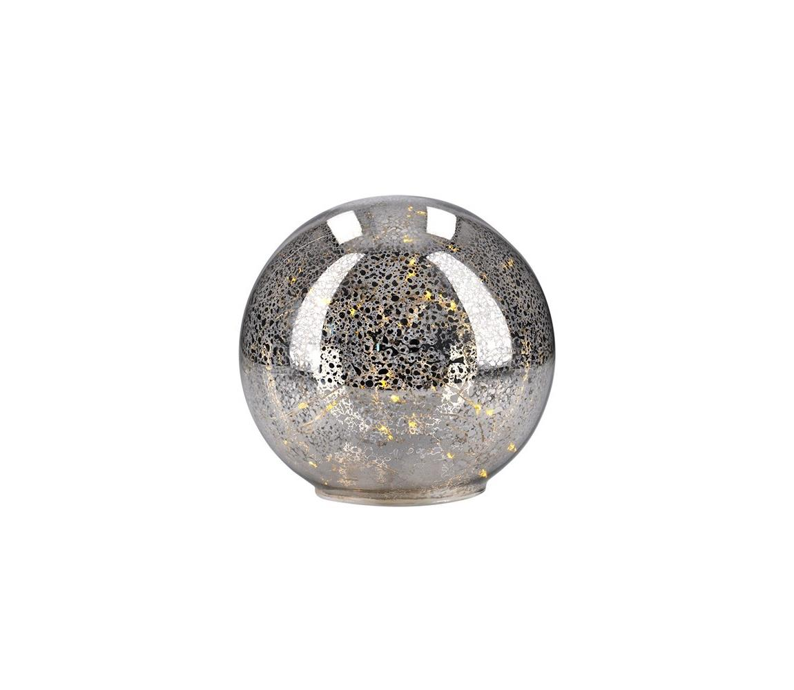 Solight LED Vánoční koule LED/3xAAA SL0915