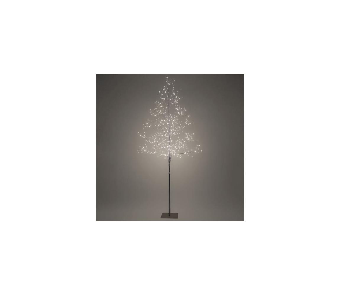 Solight LED Vánoční venkovní stromek LED/8W/230V IP44 SL0922