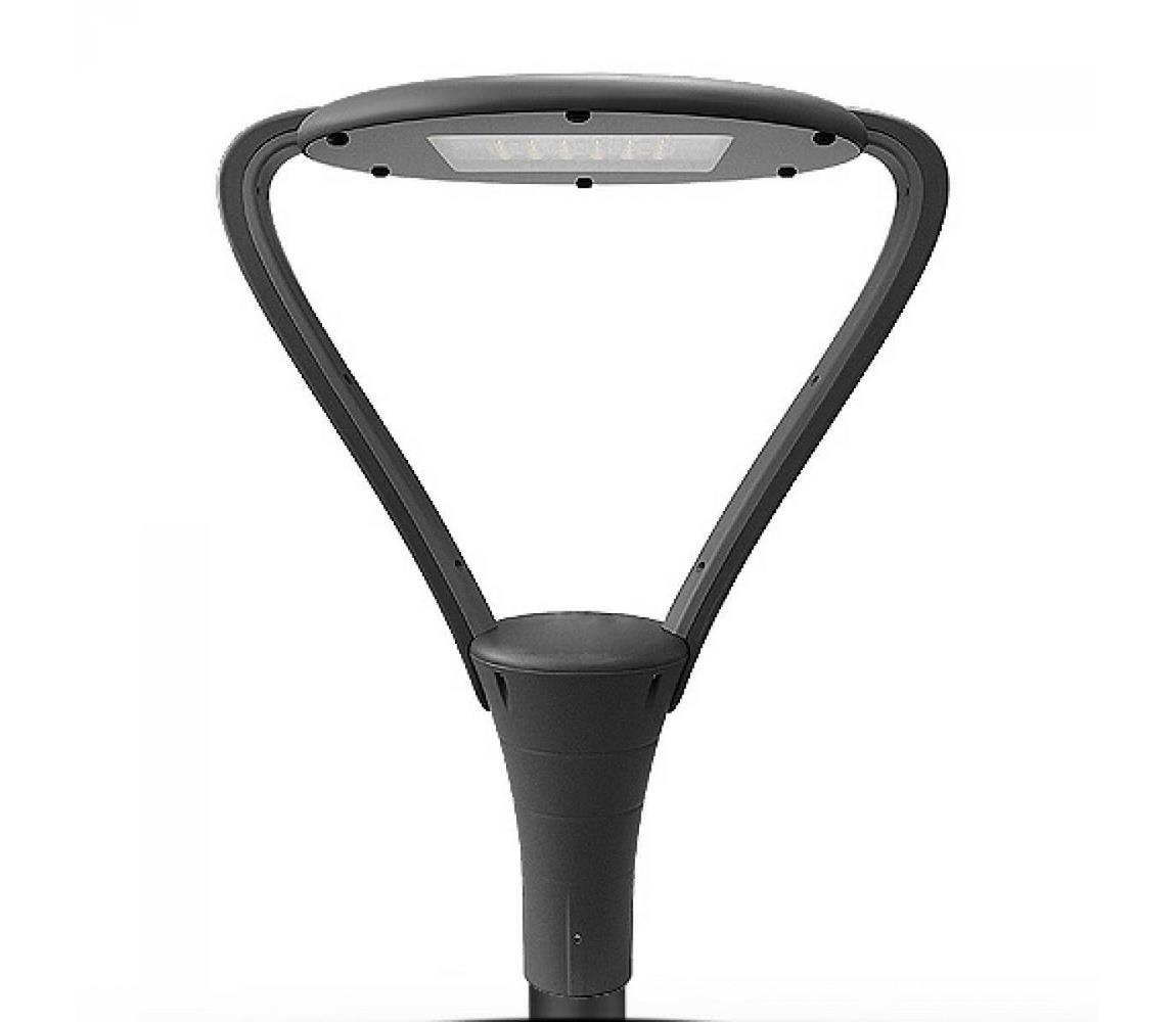 Brilum LED Venkovní lampa TUCAN 1xLED/90W/230V IP65