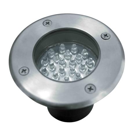 LED Venkovní nájezdové svítidlo MILANO LED B LED/IP67/2W