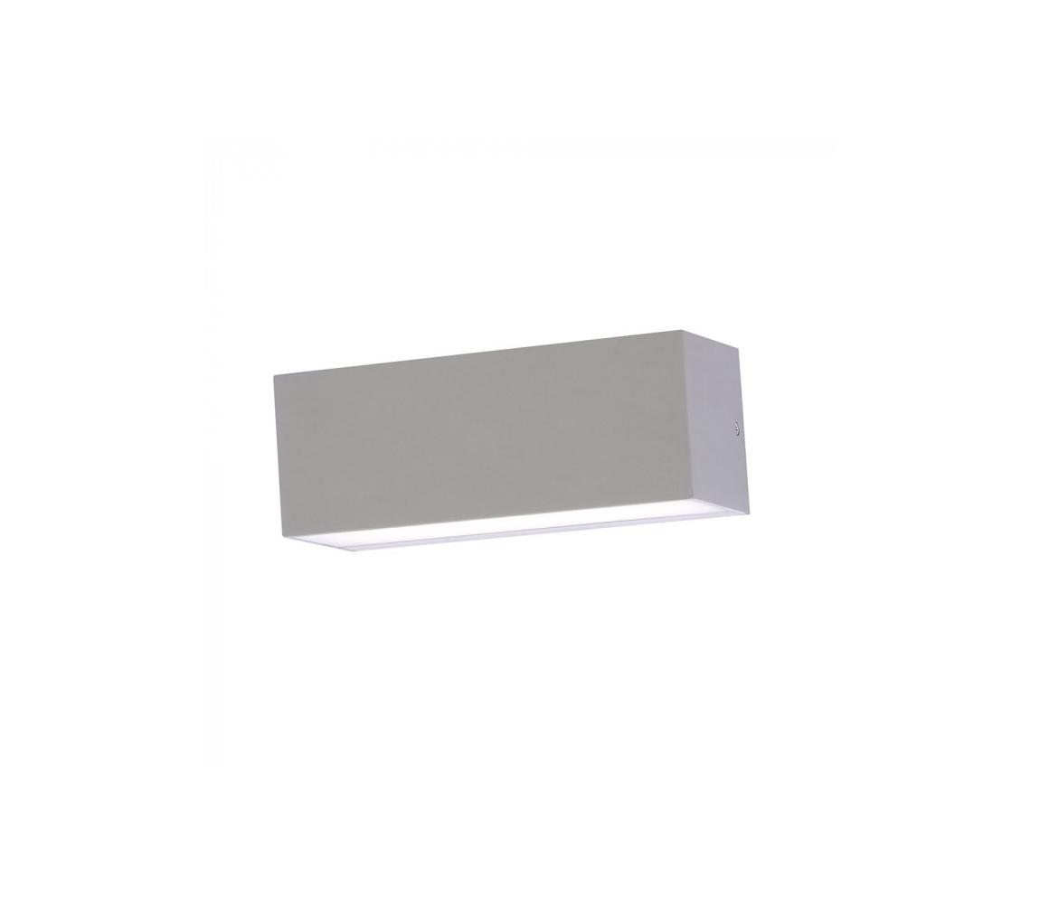 V-Tac LED Venkovní nástěnné svítidlo 1xLED/12W/230V IP65 3000K VT0138