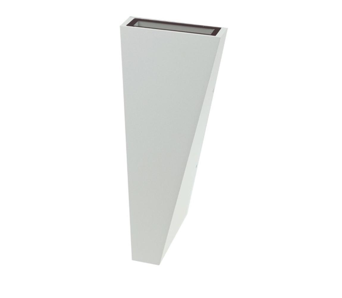 V-Tac LED Venkovní nástěnné svítidlo 1xLED/6W/230V 4000K bílá IP65 VT0231