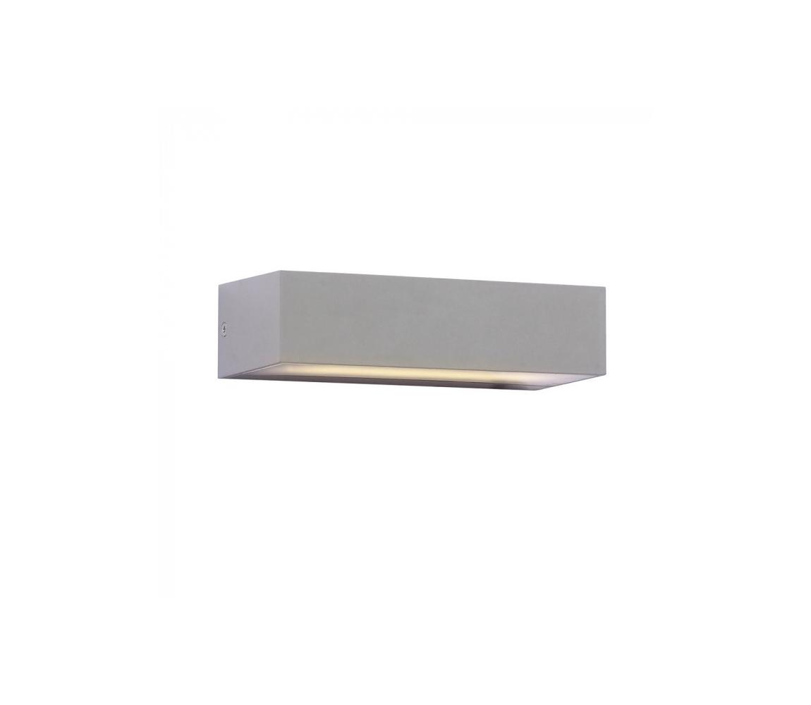 V-Tac LED Venkovní nástěnné svítidlo 1xLED/9W/230V IP65 3000K VT0136