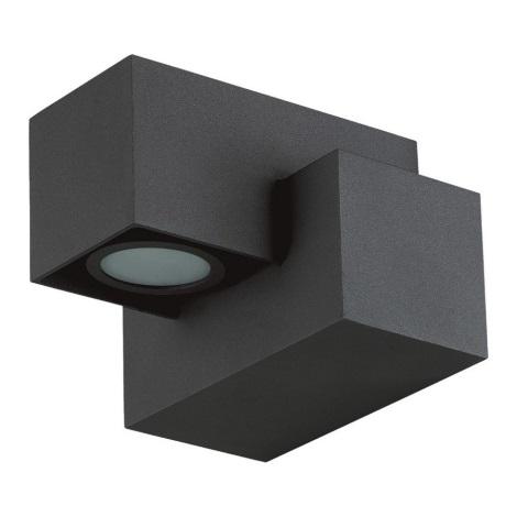 LED venkovní nástěnné svítidlo ROCS 1xLED/3W/230V