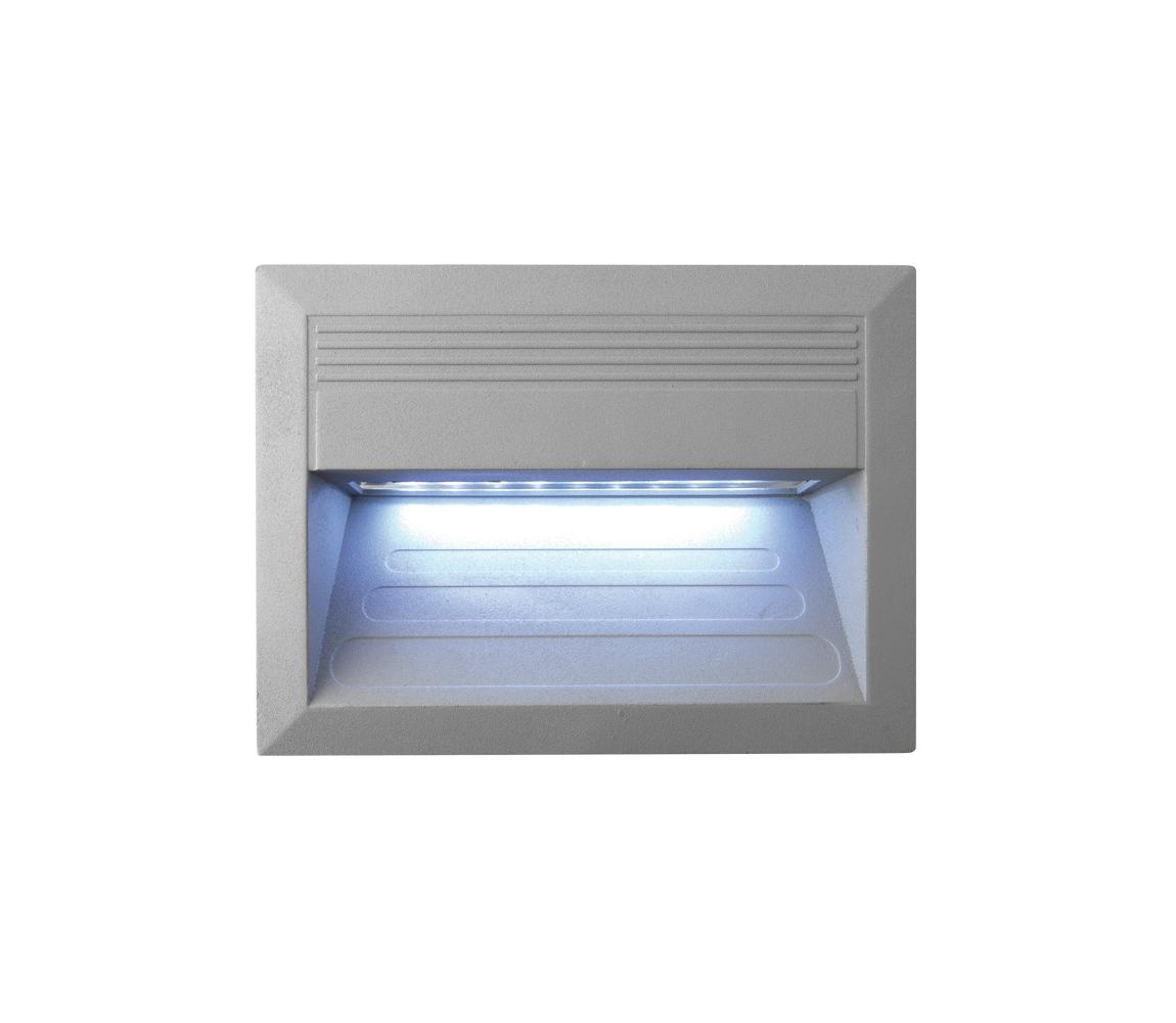 Panlux IC-J05A/S - LED venkovní osvětlení INCAST 27 LED 1x27LED/1,5W/230V