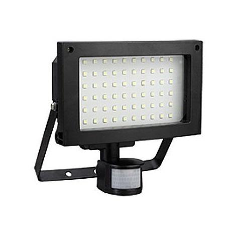 LED Venkovní reflektor s PIR čidlem T275 60xLED SMD/12W