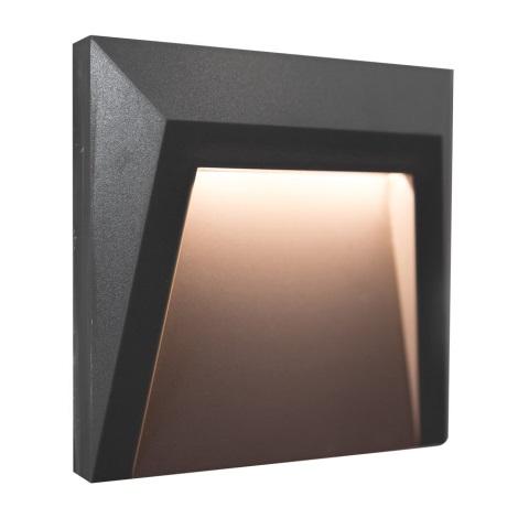 LED Venkovní schodišťové svítidlo HOLDEN LED/1,5W/230V IP65