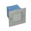 LED Venkovní schodišťové svítidlo LED/0,6W/230V IP54