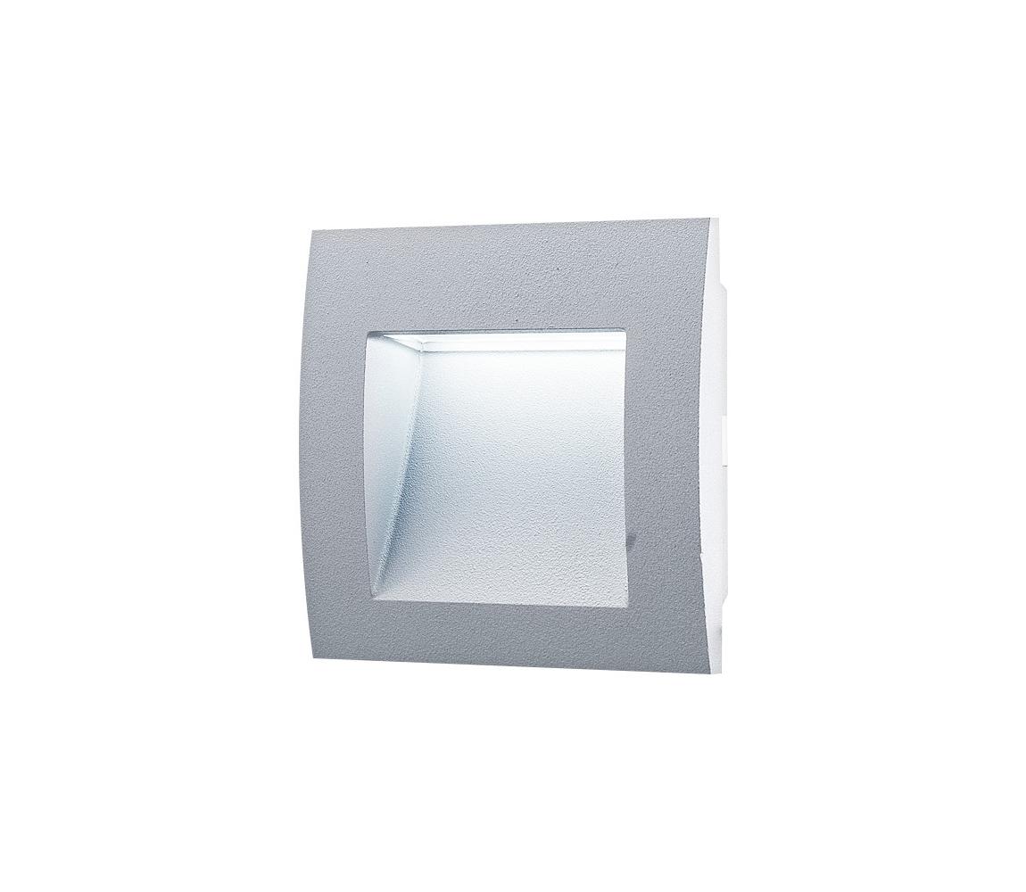 Greenlux LED Venkovní schodišťové svítidlo LED/1,5W/230V IP65 GXLL013