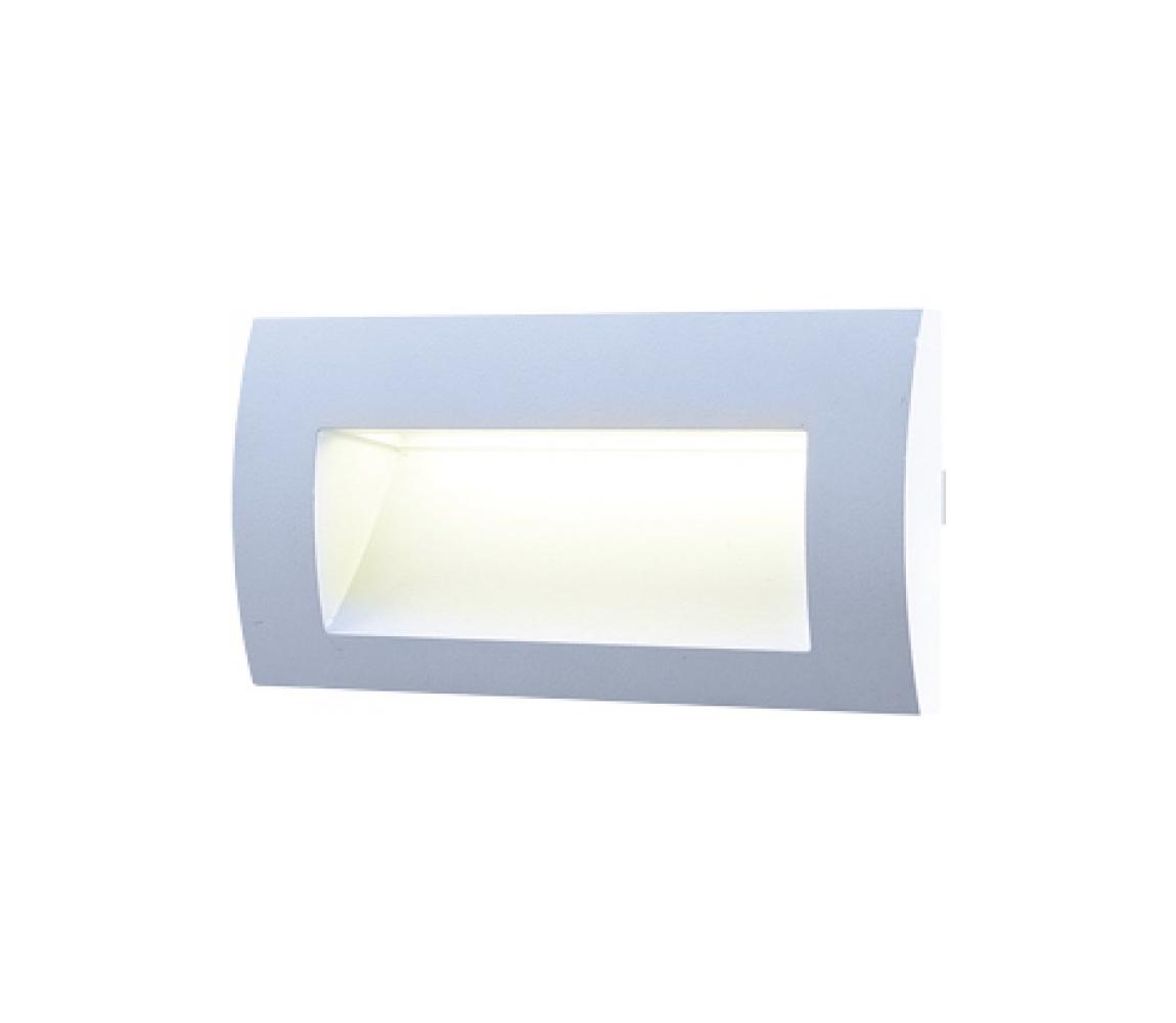 Greenlux LED Venkovní schodišťové svítidlo LED/3W/230V IP65 GXLL010