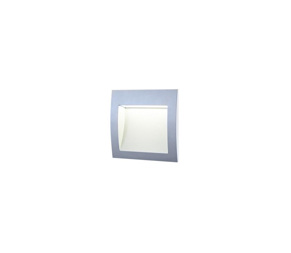 Greenlux LED Venkovní schodišťové svítidlo LED/3W/230V IP65 GXLL012