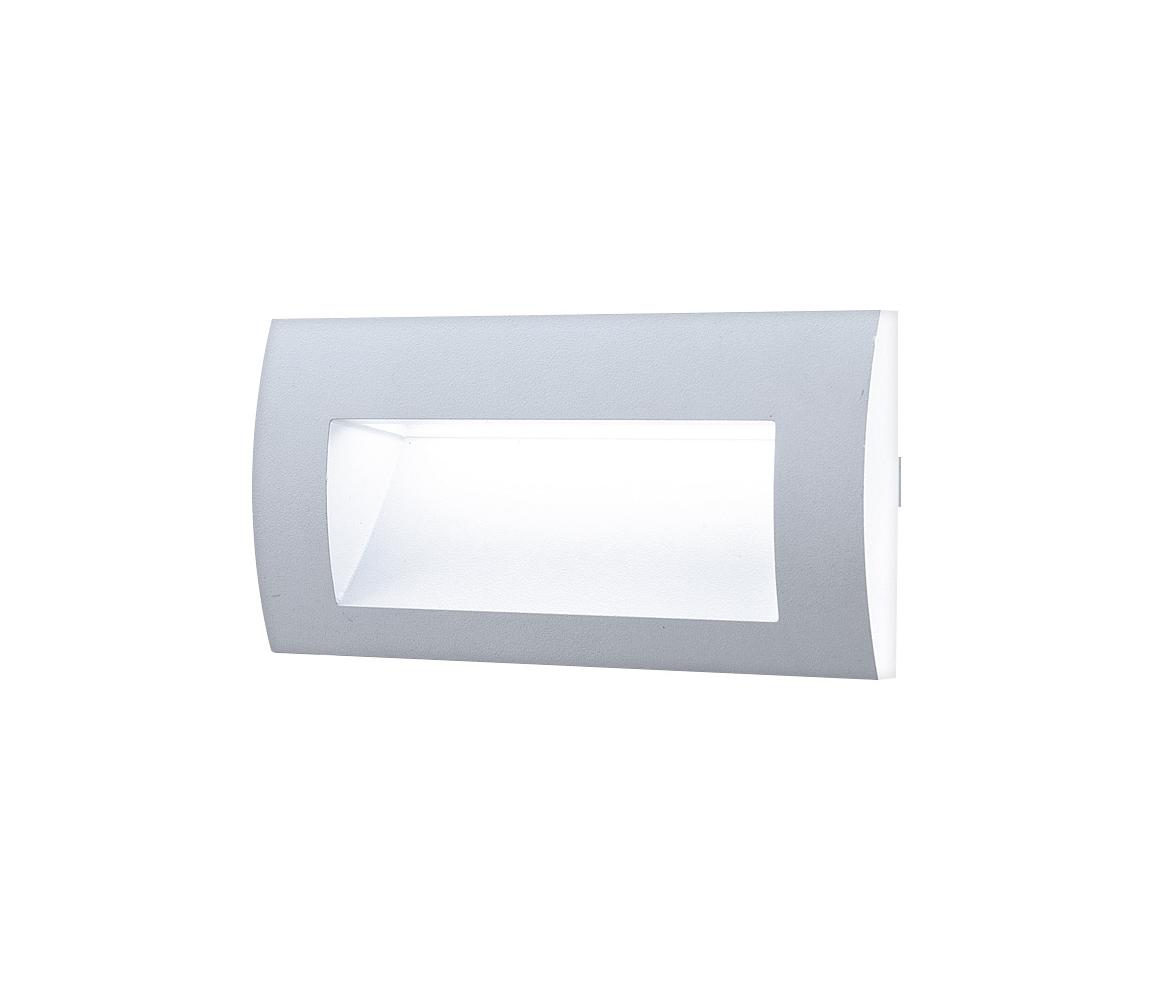 Greenlux LED Venkovní schodišťové svítidlo LED/3W/230V IP65 GXLL014