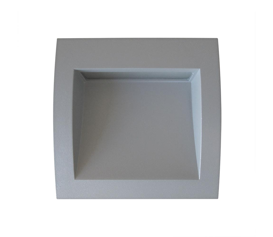 Greenlux LED Venkovní schodišťové svítidlo LED SMD/3W/230V IP65 GXLL006