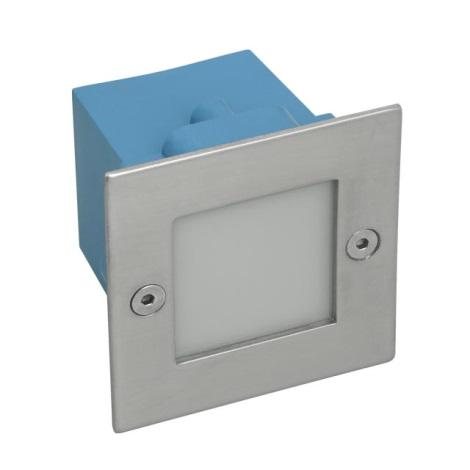 LED Venkovní schodišťové svítidlo TAXI LED/1,5W/230V IP54