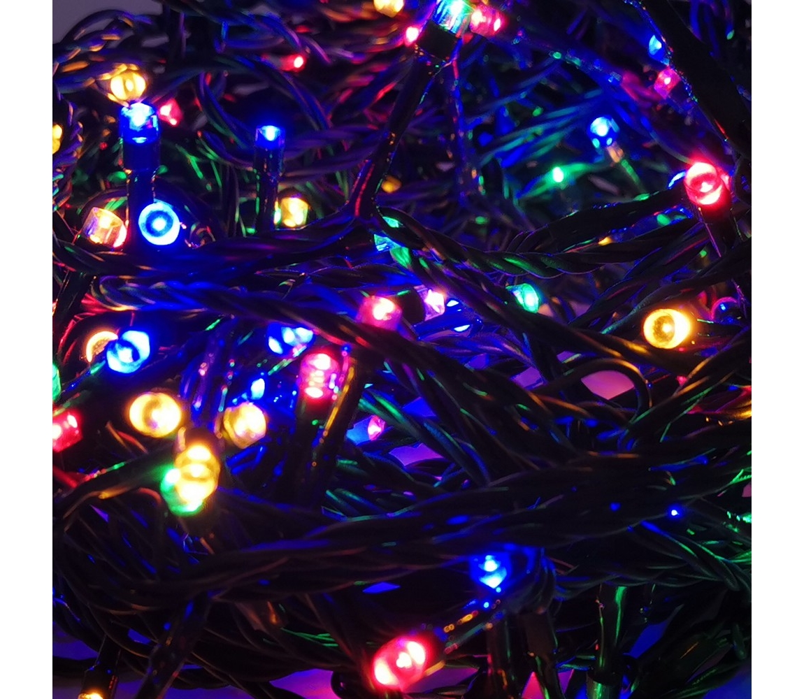 Kobi LED Venkovní vánoční řetěz 10 m 100xLED/3,6W/230V IP44