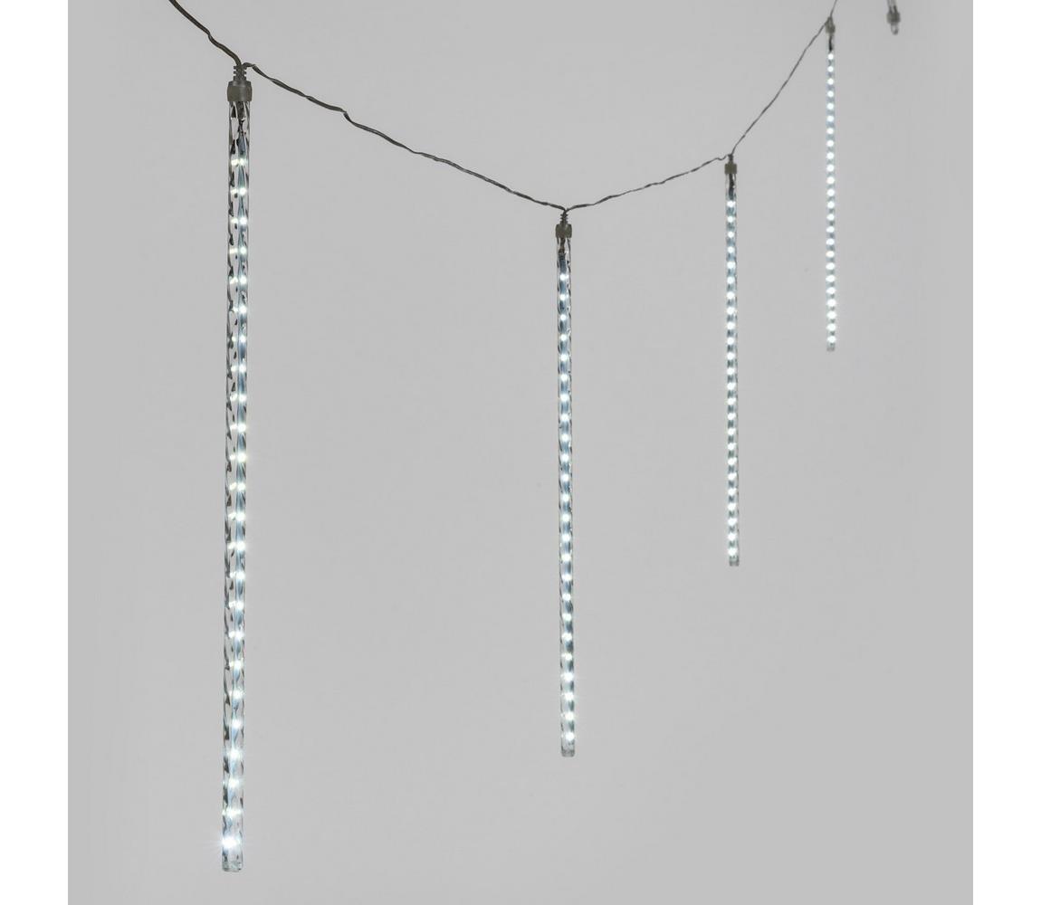 Exihand LED Venkovní vánoční řetěz DROPS 14 m 480xLED/230V/24V IP44