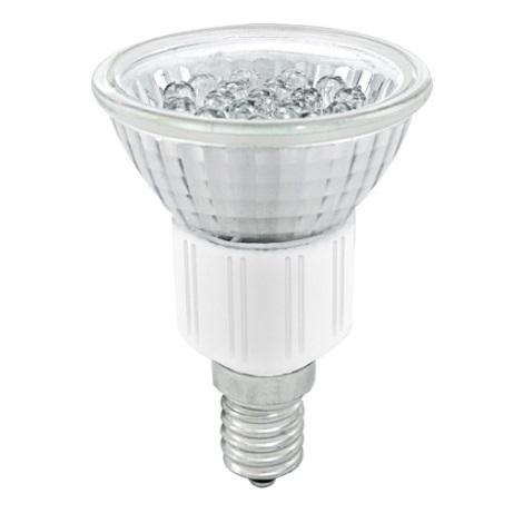 LED žárovka 1xE14/1W/230V