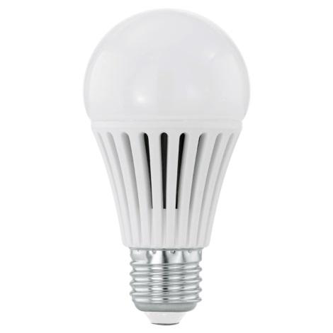 LED žárovka 1xE27/9W kulatá/230V