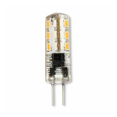 LED žárovka 1xG4/1,5W LED 3000K