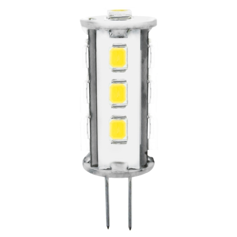 LED žárovka 2W LED13 SMD 2835 JC teplá bílá - GXLZ081