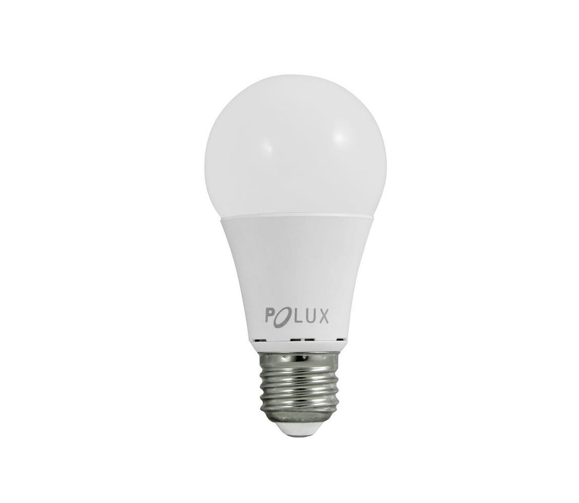 Polux LED žárovka A60 E27/10W/230V