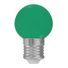 LED žárovka COLOURMAX E27/1W/230V