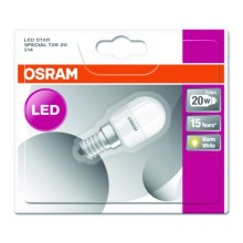 LED Žárovka do lednice STAR E14/2,3W/230V 2700K - Osram