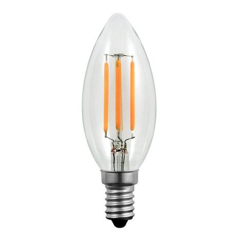 LED žárovka E14/3,7W/230V