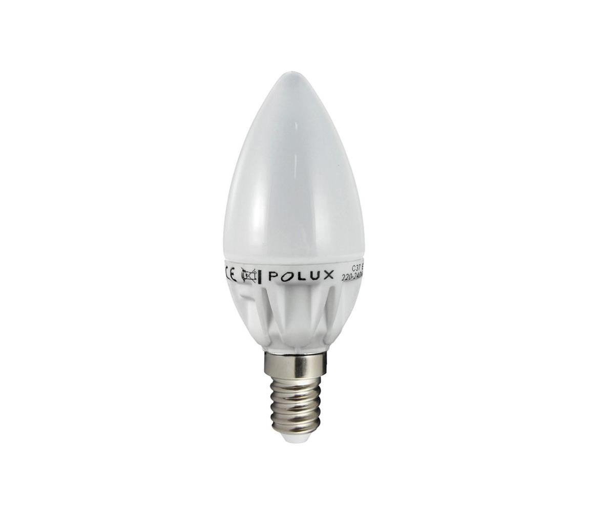 Polux LED žárovka E14/4,5W/230V SA0204