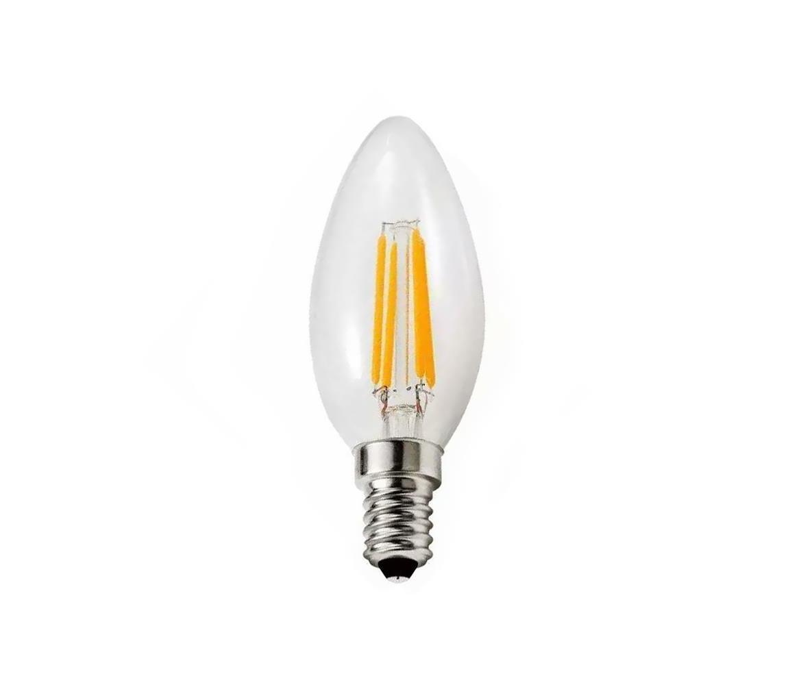 Immax LED žárovka E14/4W/230V 2700K svíčka