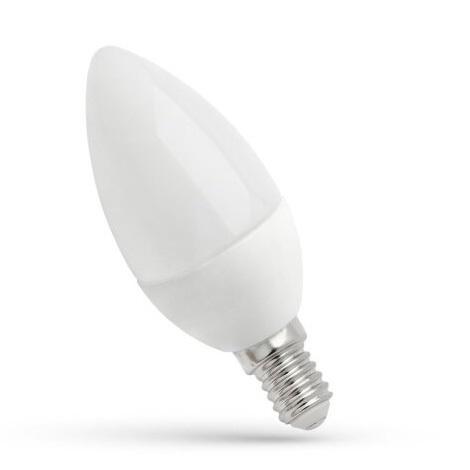 LED žárovka E14/4W/230V 320lm 2700-3200K