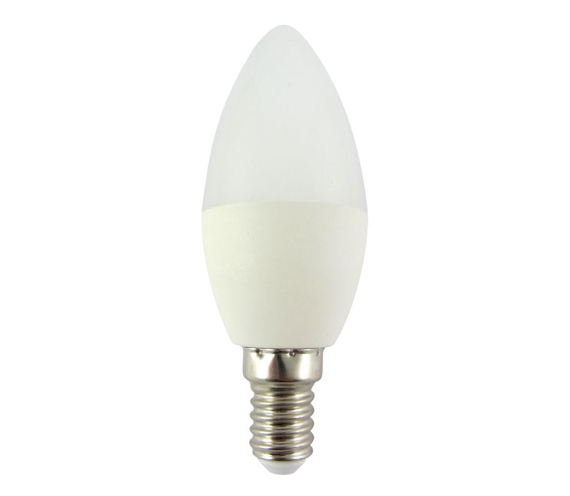 Baterie centrum LED Žárovka E14/4W/230V