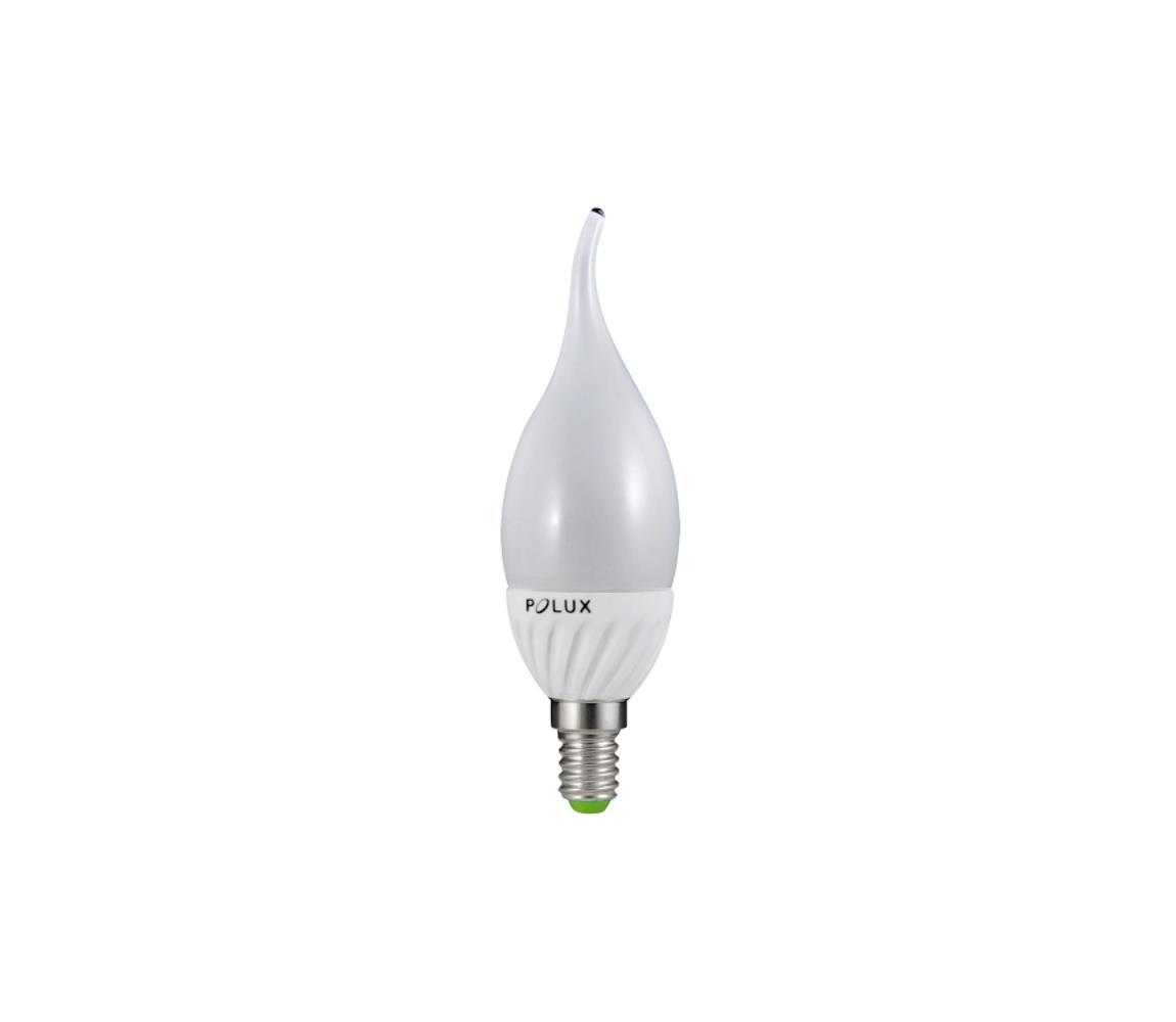Polux LED žárovka E14/4W/230V