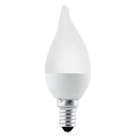 LED žárovka E14/4W 3000K svíčka