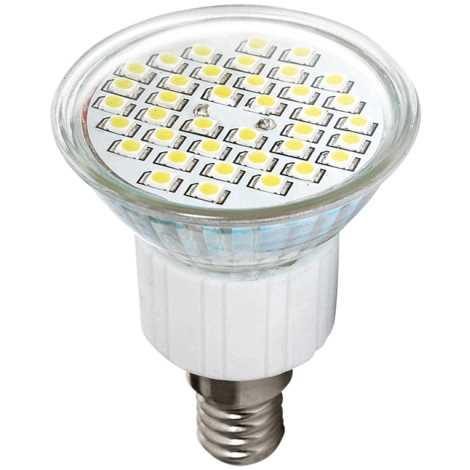 LED žárovka E14/4W LED/230V 400lm teplá bílá - GXLZ107