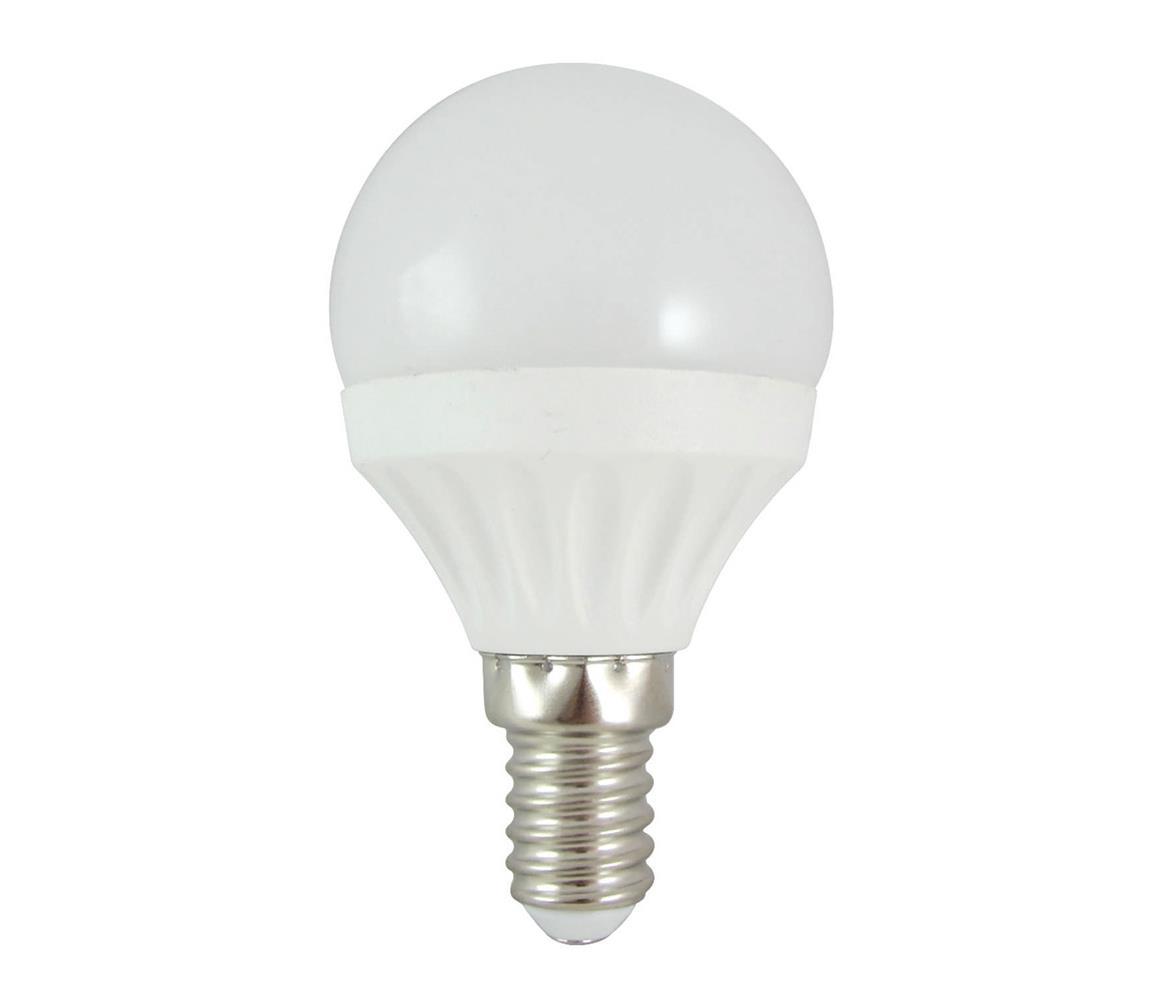 Baterie centrum LED Žárovka E14/6W/230V