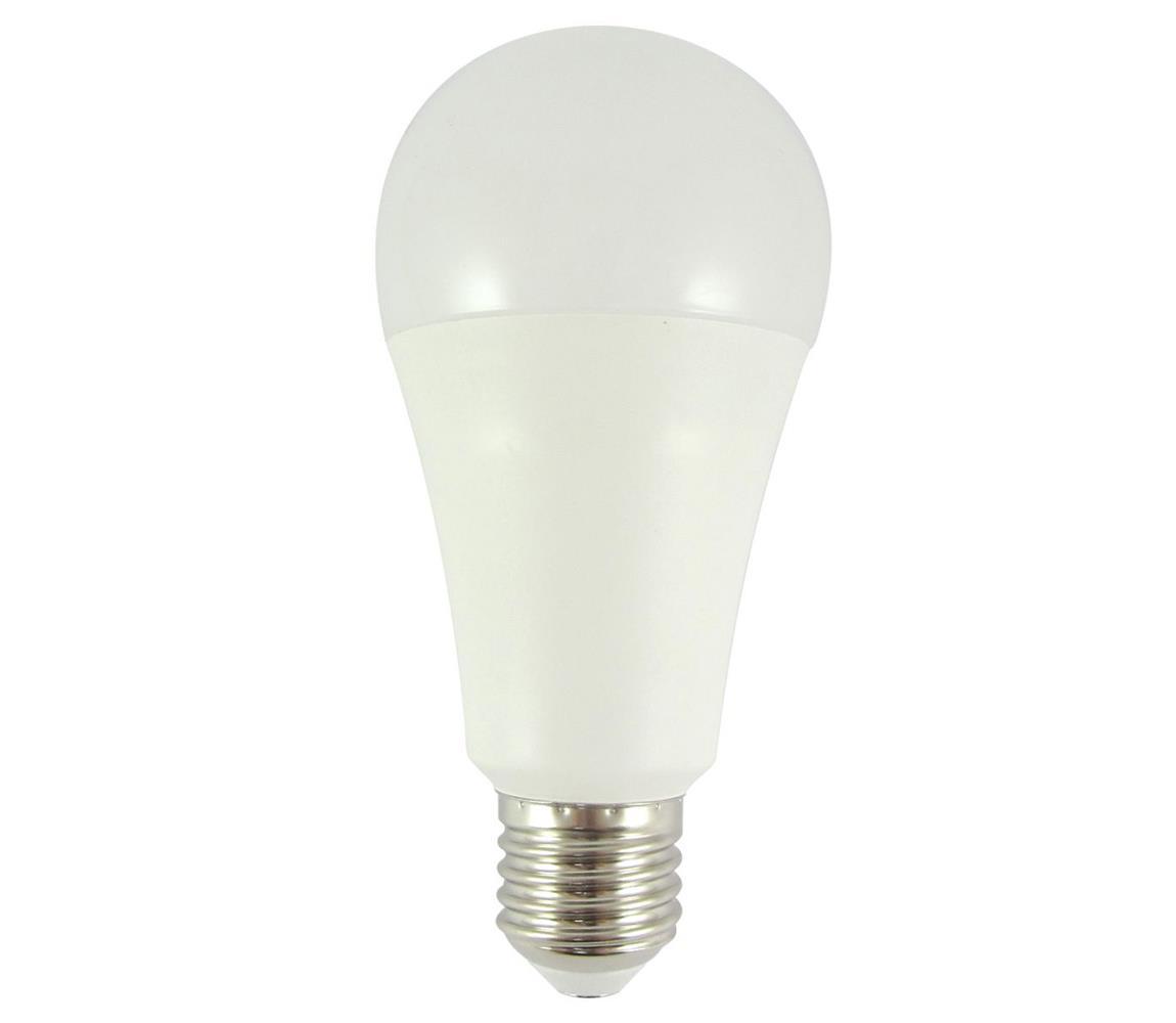 Baterie centrum LED Žárovka E27/18W/230V 4200K