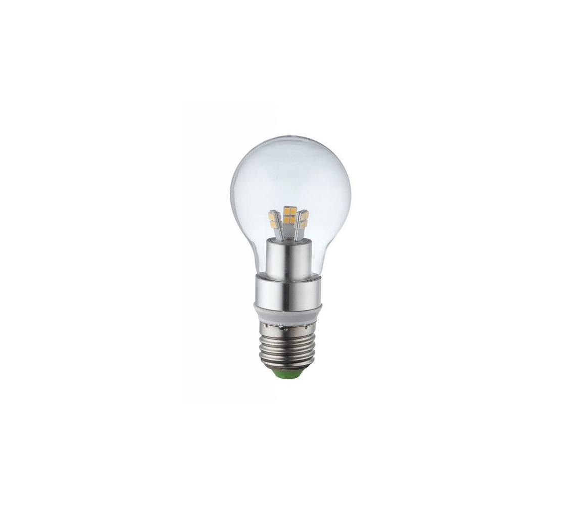 Globo LED žárovka E27/3W/230V 3000K