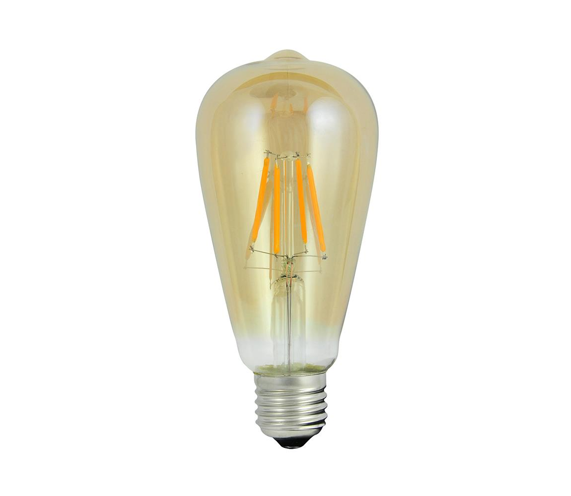 Polux LED žárovka E27/4W/230V 2000K