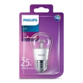 LED žárovka E27/4W/230V - Philips