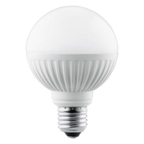 LED žárovka E27/8W 3000K GLOBE