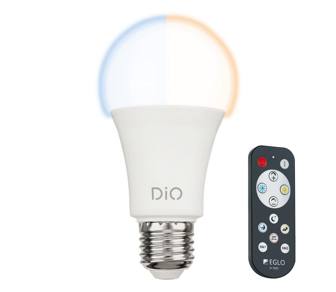 Eglo LED Žárovka E27/9W/230V 2700K