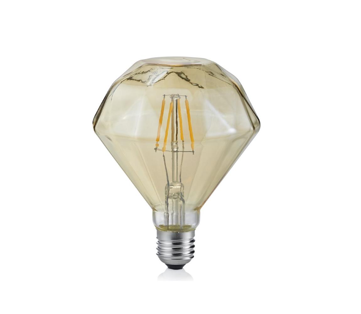 Trio LED Žárovka FILAMENT E27/4W/230V 2700K