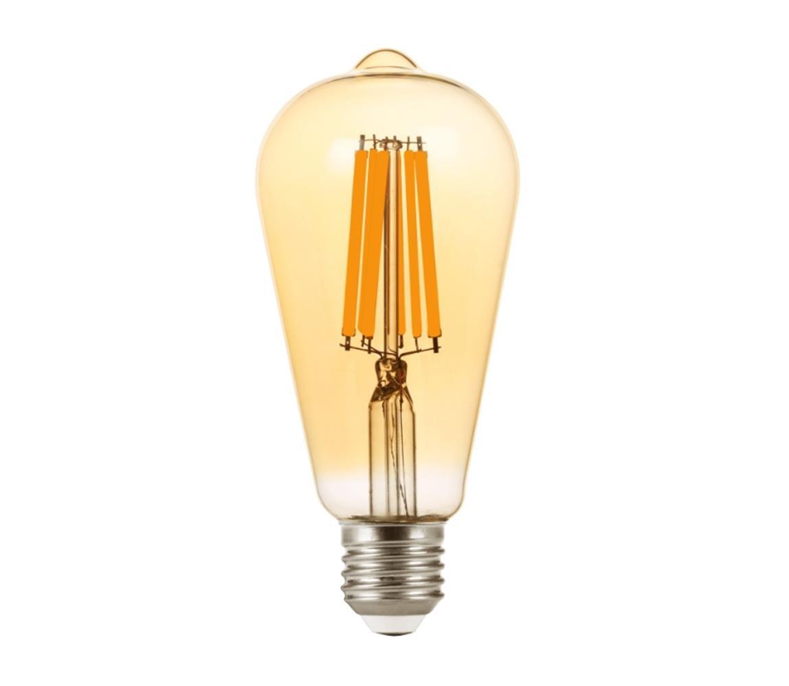 BOWI LED Žárovka FILAMENT ST64 E27/9W/230V 2200K