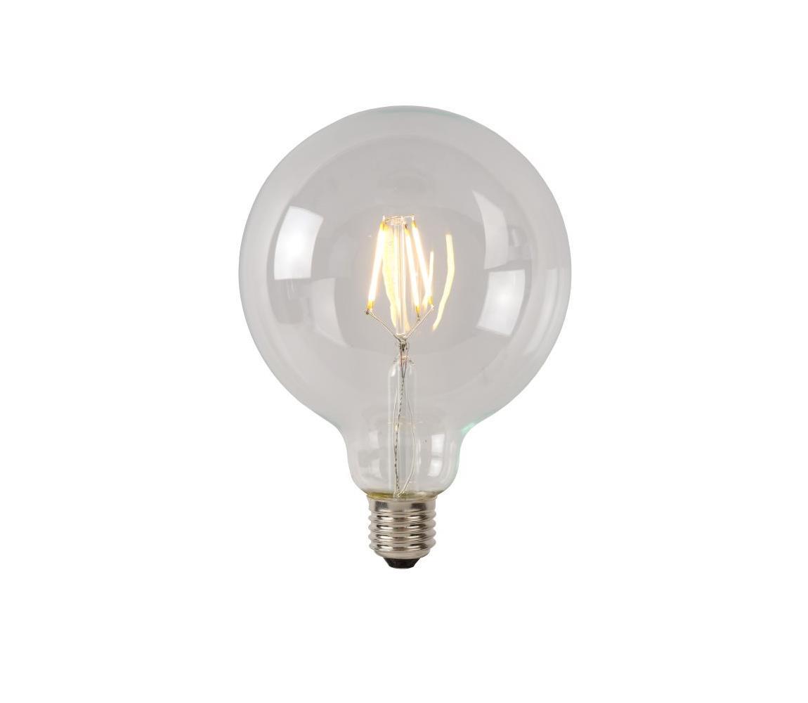 Lucide LED žárovka G125 E27/5W/230V