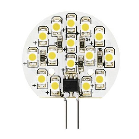 LED žárovka G4/1,5W/12V AC 4200K - EGLO 12476