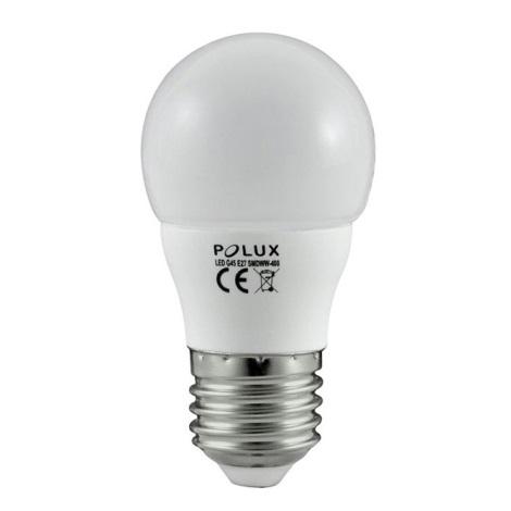 LED žárovka G45 E27/4,9W/230V
