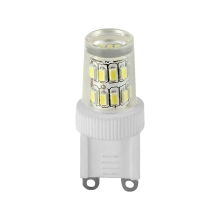 LED žárovka G9/2W 3000K - Emithor 75251