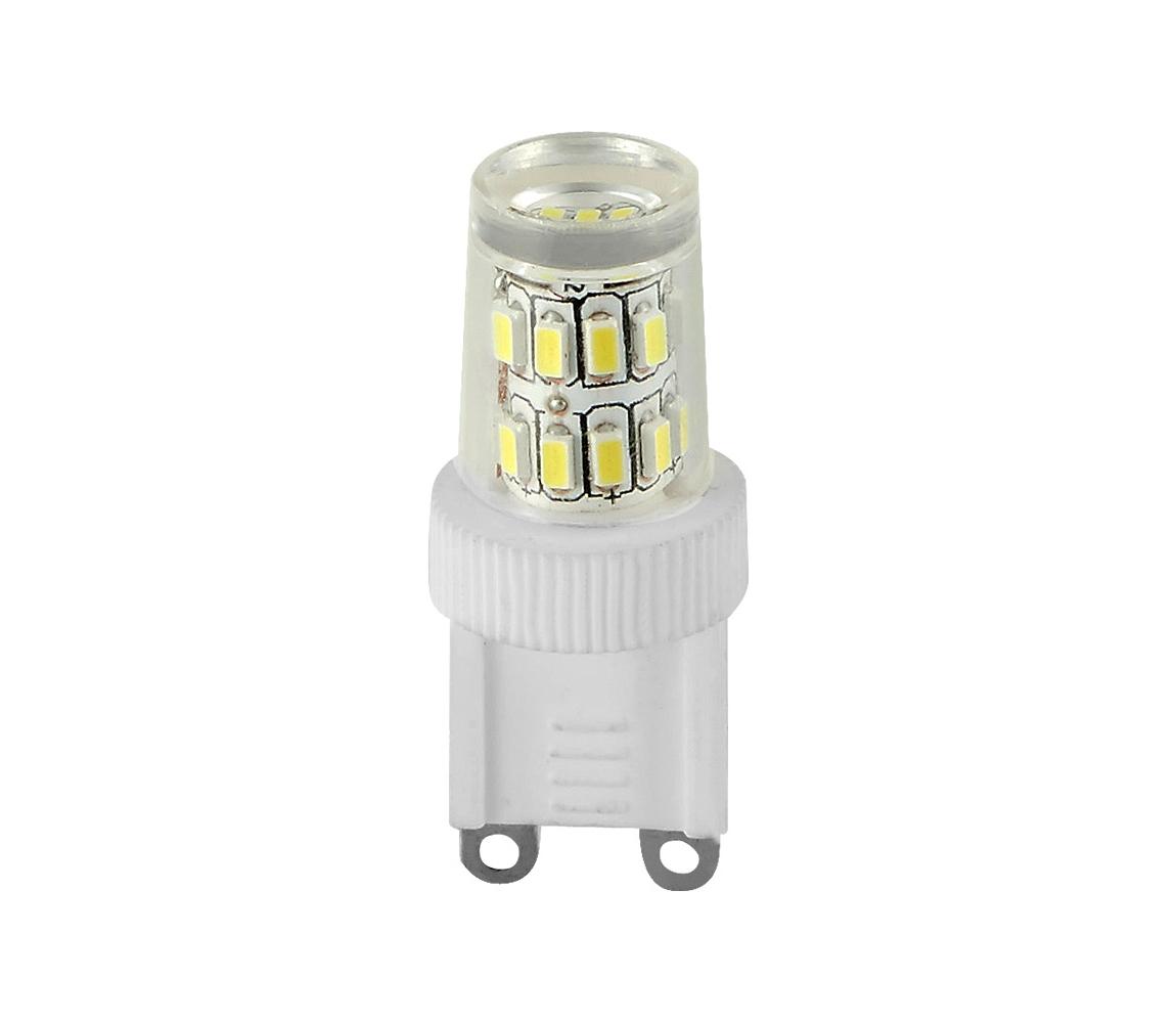 LED žárovka G9/2W